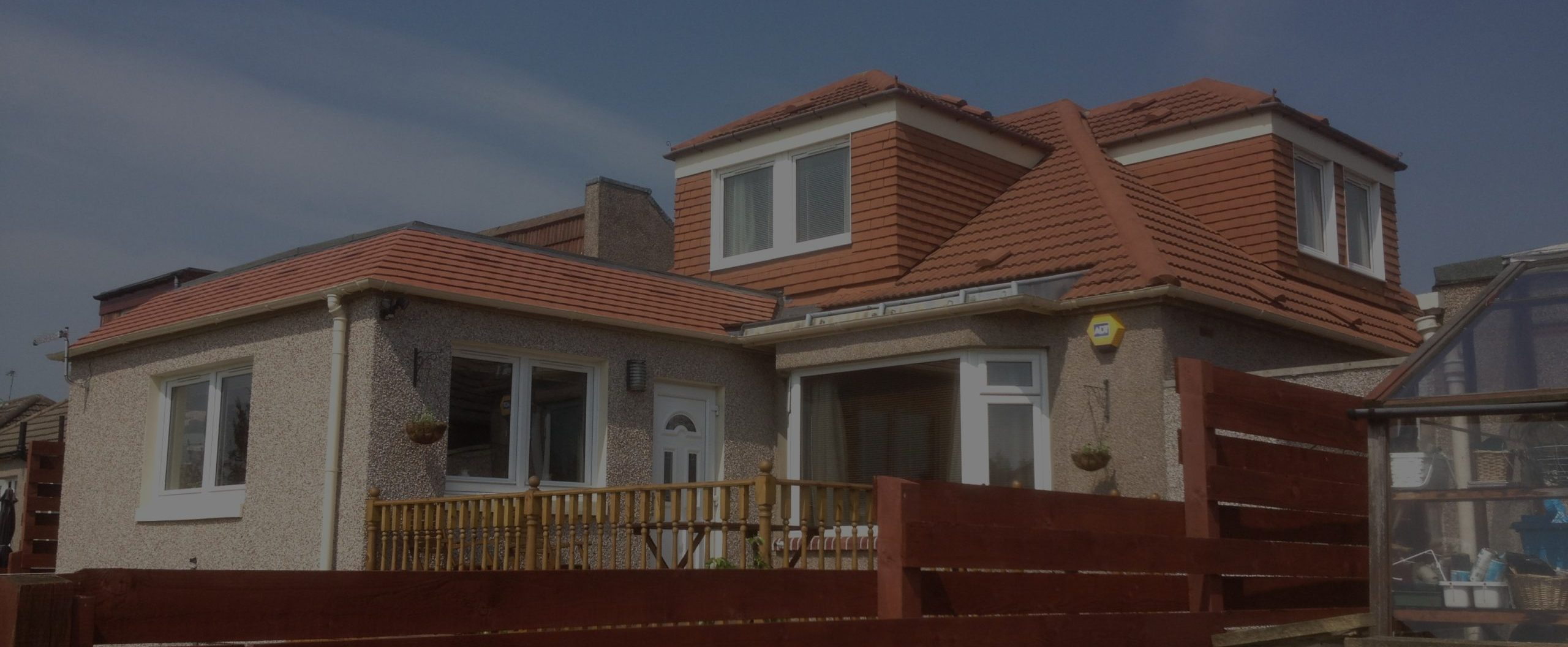 Tony McKinley specialises in building extensions, renovation, refurbishment and loft conversions